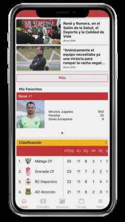 APP UD Almería